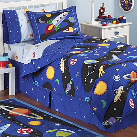 Out Of This World, Kids Bedding by Olive Kids. Ahoy Mateys, thars pirate kids bedding! Your young swashbucklers will go overboard with Olive Kids childrens Pirates bedding.