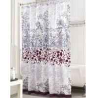 Enchanted Purple 72-Inch x 72-Inch Shower Curtain