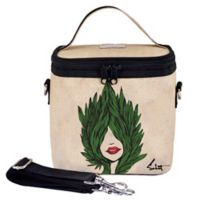 SoYoung Evergreen Girl Large Cooler Bag in Green