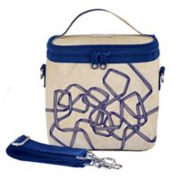 SoYoung Pathways Large Cooler Bag in Blue