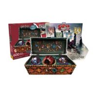 Aquarius Harry Potter® Quidditch Set Double-Sided Shaped 600-Piece Jigsaw Puzzle