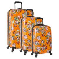 Nine West® Outbound Flight 3-Piece Hardside Spinner Luggage Set