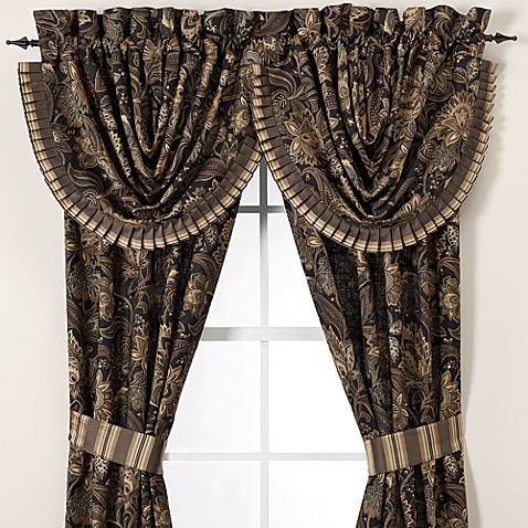 J. Queen New York™ Alicante Waterfall Valance