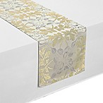 Waterford® Linens Octavia 72-Inch Table Runner in Gold