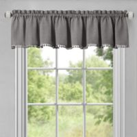 Achim Wallace Valance in Grey