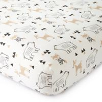 Levtex Baby® Bailey Fitted Crib Sheet