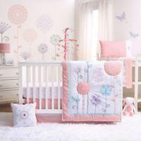The Peanutshell™ Wildflower 3-Piece Crib Bedding Set