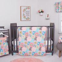 Waverly® Baby by Trend Lab® Blooms 5-Piece Crib Bedding Set