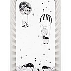 Rookie Humans Frieda and the Balloon Fitted Crib Sheet