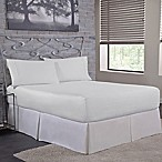 Dupont® ComforDry Cooling King Sheet Set in White
