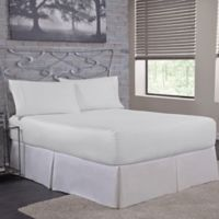 Dupont® ComforDry Cooling Queen Sheet Set in White