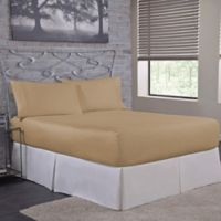 Dupont® ComforDry Cooling Twin Sheet Set in Fawn