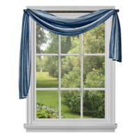 Ombre Window Scarf in Blue
