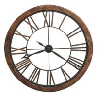 Howard Miller® Thatcher Wall Clock in Wood