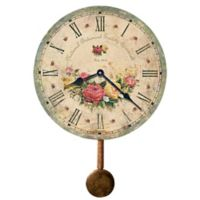 Howard Miller® Moment in Time Savannah Botanical VI Wall Clock