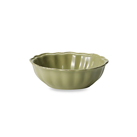 Castleware Green 7 1/8-Inch Cereal Bowl