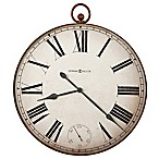 Howard Miller® Gallery Pocket Watch II Wall Clock in Ages Red
