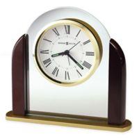 Howard Miller® Derrick Tabletop Clock in Rosewood