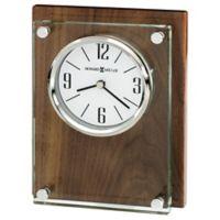 Howard Miller® Amherst Tabletop Clock in Walnut