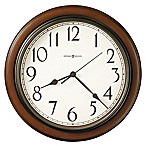 Howard Miller® Kalvin Wall Clock in Cherry Finish