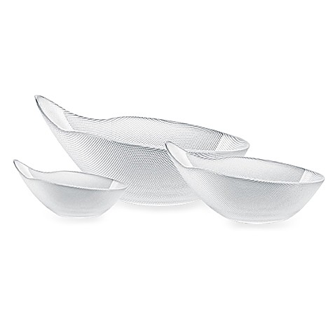 Luigi Bormioli Riflessi 3-Piece Bowl Set  sc 1 st  Bed Bath u0026 Beyond & Luigi Bormioli Riflessi 3-Piece Bowl Set - Bed Bath u0026 Beyond