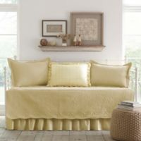 Stone Cottage Trellis Daybed Set in Maize