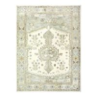 Sienna Hand-Tufted 8' x 10' Area Rug in Ivory/Green