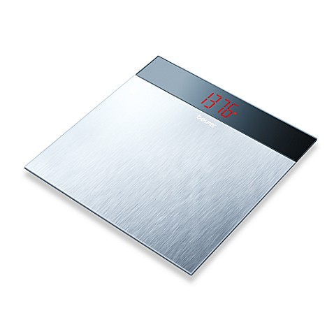 Beurer Stainless Steel Mirrored Digital Bathroom Scale