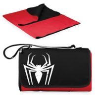 Picnic Time® Marvel® Spider-Man Outdoor Picnic Blanket in Red