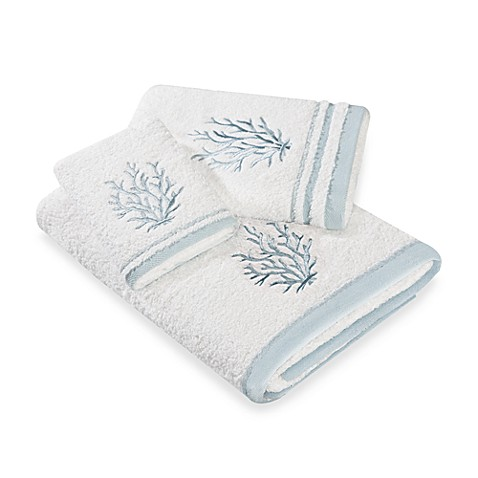 Coastline Hand Towel
