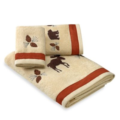 north ridge fingertip towel - Fingertip Towels