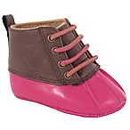 Wee Kids Size 6-9M Duck Boot in Fuchsia