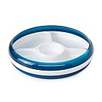 OXO Tot® Divided Plate with Removable Ring in Navy