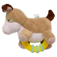 Magic Years® Puppy Ripple Rattle in Brown