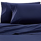 Brookstone® BioSense™ 500 Thread Count Standard Pillowcase Pair in Blue Jean (Set of 2)