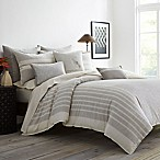 ED Ellen DeGeneres Claremont King Comforter Set in Warm Grey