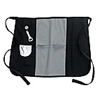 Popular Bath BBQ Half Apron Tool Belt in Black/Grey