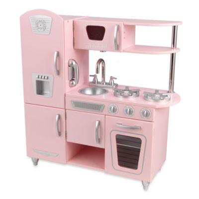 KidKraft® Pink Vintage Kitchen