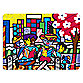 Britto™ Family Tree Placemat in Red