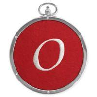 "Crystals from Swarovski® Harvey Lewis™ Monogram Letter ""O"" Ornament"