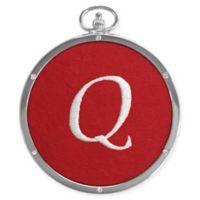 "Crystals from Swarovski® Harvey Lewis™ Monogram Letter ""Q"" Ornament"