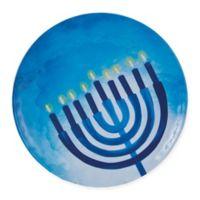 Hanukkah Menorah Melamine Platter