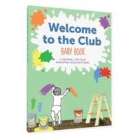 Chronicle Books Welcome to the Club Journal by Raquel D'apice