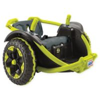 Fisher-Price® Power Wheels® Wild Thing Ride-On in Black/Green
