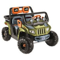Fisher-Price® Power Wheels® Arctic Cat® 1000 Ride-On in Green