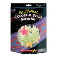 Great Explorations® Glowing Colorful Stars Super Kit