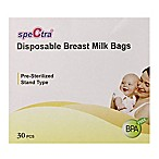 Spectra 30-Pack Disposable Breast Milk Bags