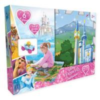 Disney® Princess 6-Piece Mega Floor Mat with Vehicle