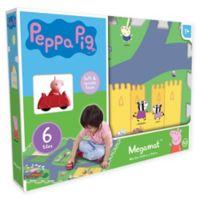 Peppa Pig™ 6-Piece Mega Floor Mat with Vehicle