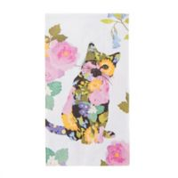 Brigitte Cat Paper Guest Towels